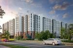 Жилой комплекс «Матвеевский», дом № 19 возле станции метро «Грушевка»