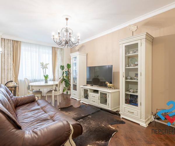Продается ПРЕСТИЖНАЯ 2-х комнатная квартира в м-не Лебяжий на пр. Победителей,129