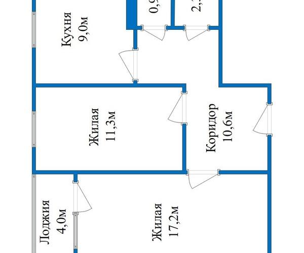 г. Минск Лучины ул., 36..Продается классная 2-комн. квартира с хорошим ремонтом!