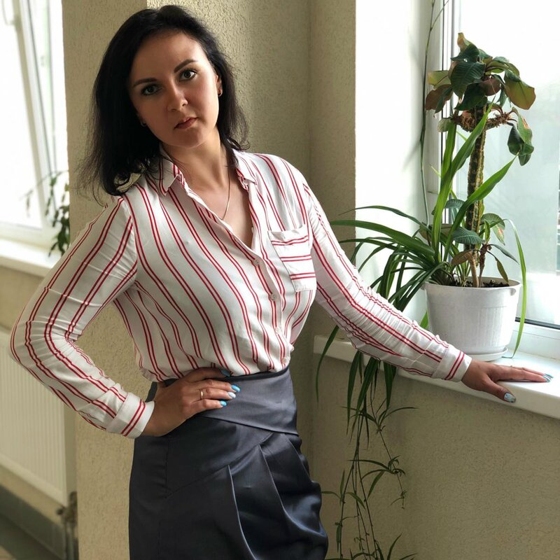 Ставская Алеся Николаевна